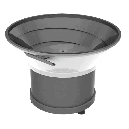 conical tank