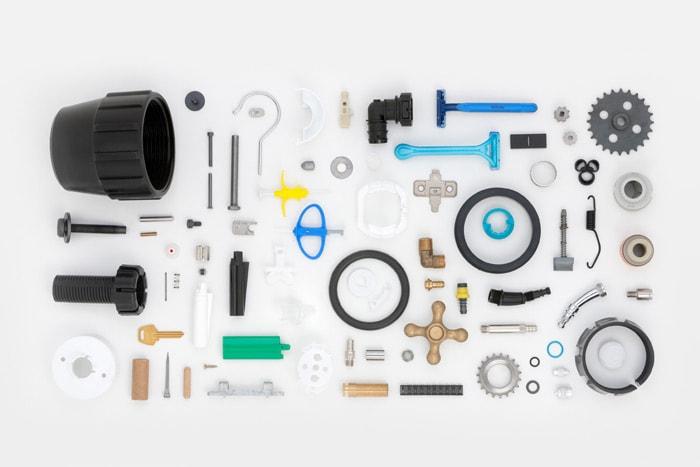 piezas para otros sectores